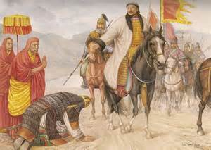 Kublai Khan (1215-1294)