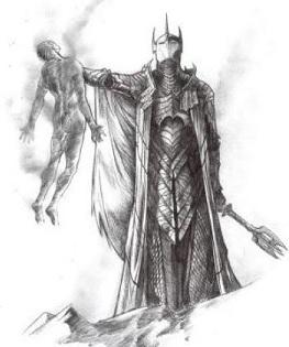 Death of Gil-galad