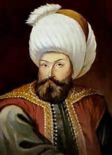 Osman I (1258-1326)