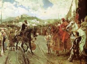 Fall of Granada (1492)
