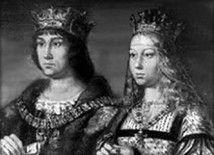 Queen Isabella & King Ferdinand