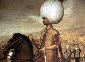 Suleiman the Magnificent (1494-1566)