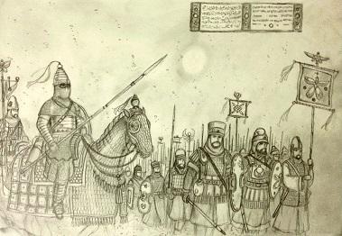 Byzantine-Sassanid War (602-628)
