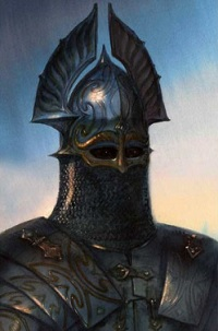 Black Númenóreans siege Umbar
