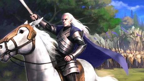 Angmar assaults Rivendell