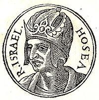 King Hoshea of Israel