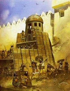 Fall of Nineveh