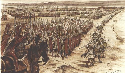Battle of Cannae (216 B.C.)