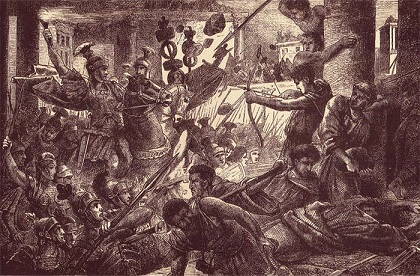 Jugurthine War (112-105 B.C.)