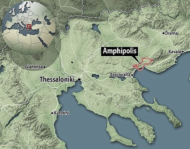 Battle of Amphipolis (422 B.C.)