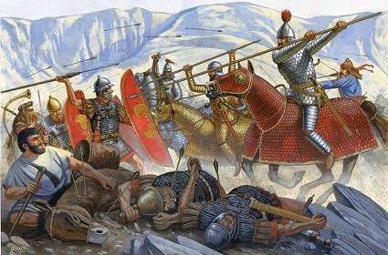 Battle of Carrhae (53 B.C.)
