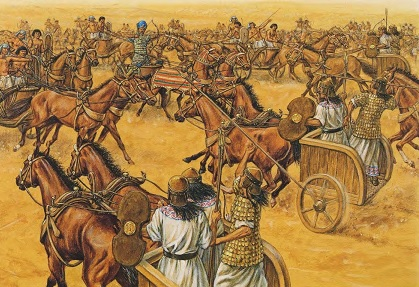 Battle of Kadesh (ca. 1274 B.C.)