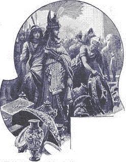 Shishak (ca. 952-930 B.C.)