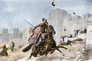 Persia conquers Egypt (525 B.C.)