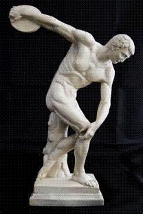 Ancient Olympics (776 B.C.-394 A.D.)