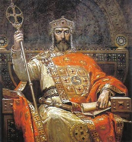 Emperor Maurice (539-602)