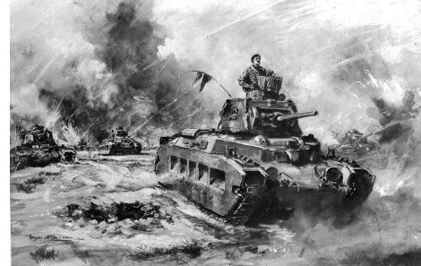 World War II (1939-1945)