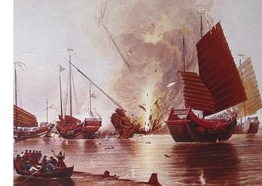 First Opium War (1839-1842)