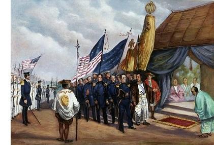 Commodore Matthew Perry (1794-1858)