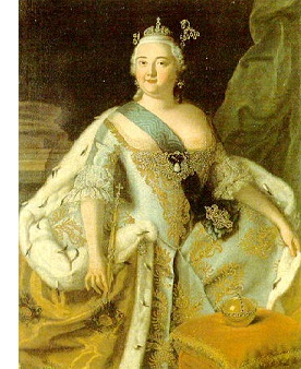 Catherine the Great (1729-1796)