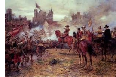 King James Bible English Civil War (1642-1651)