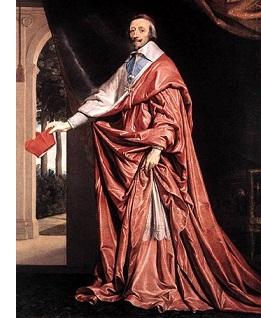 Cardinal Richelieu (1585-1642)