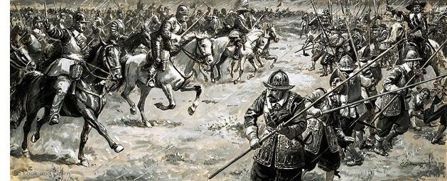 Thirty Years' War (1618-1648) - HistoriaRex.com