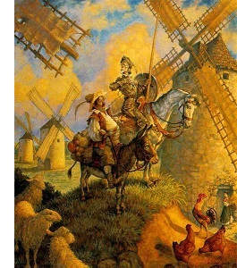 Don Quixote (Novel)
