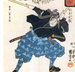 Miyamoto Musashi (ca. 1584-1645)