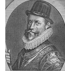 Sir John Hawkins (1532-1595)