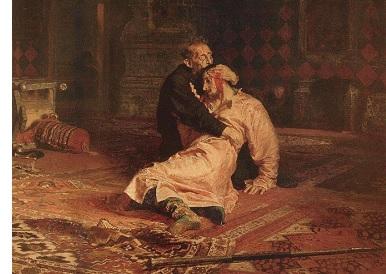 Ivan the Terrible (1530-1584)