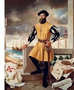 Magellan, Ferdinand (ca. 1480-1521)