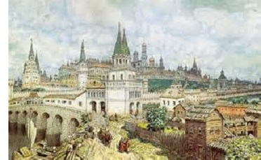 Moscow (History)