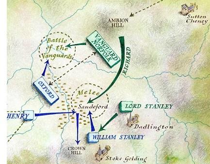 Battle of Bosworth Field (1485)