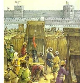 Fall Of Constantinople 1453 Historiarexcom