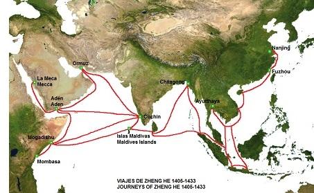 Zheng He (1371-1433)