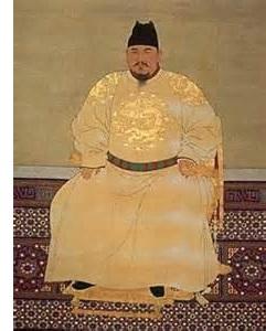 Zhu Yuanzhang (1328-1398)
