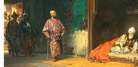 Tamerlane (1336-1405)