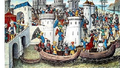 Fourth Crusade (1202-1204)