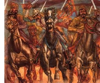 Genghis Khan (1162-1227)
