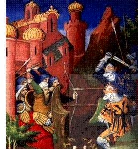 Second Crusade (1145-1149)