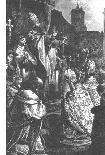Pope Urban II (ca. 1042-1099)