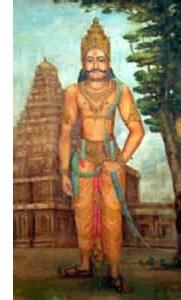 Rajendra Chola I (?-1044)