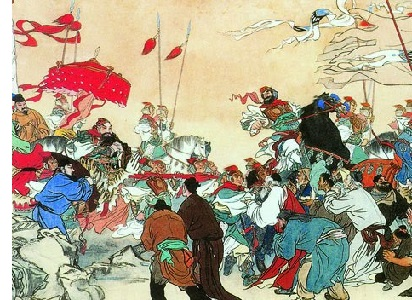 Huang Cho Rebellion (874-884)