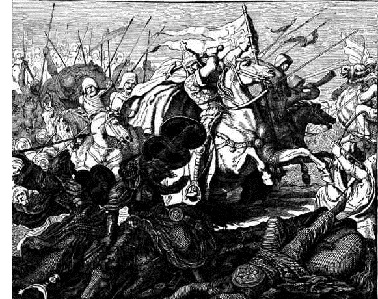 Charles Martel (ca. 688-741)