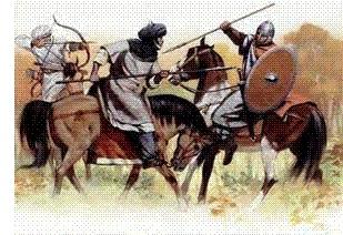 Arabs conquer Sāssānid Empire (636-651)
