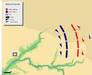 Battle of Yarmuk (636)