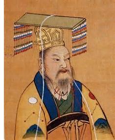 Yang Jian (541-604)