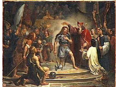 Clovis (ca. 466-511)