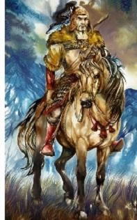 Attila the Hun (?-453)